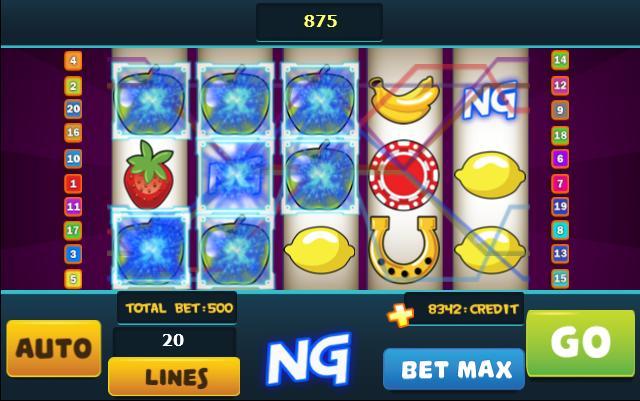 Slot Machines with Bonus Games